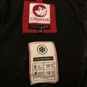 canada weather gear